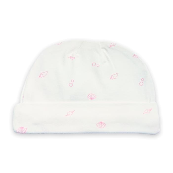 Deux Filles有機棉嬰兒帽