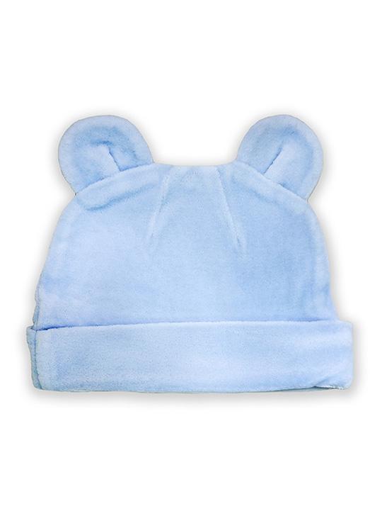 Deux Filles有機棉棉絨造型帽