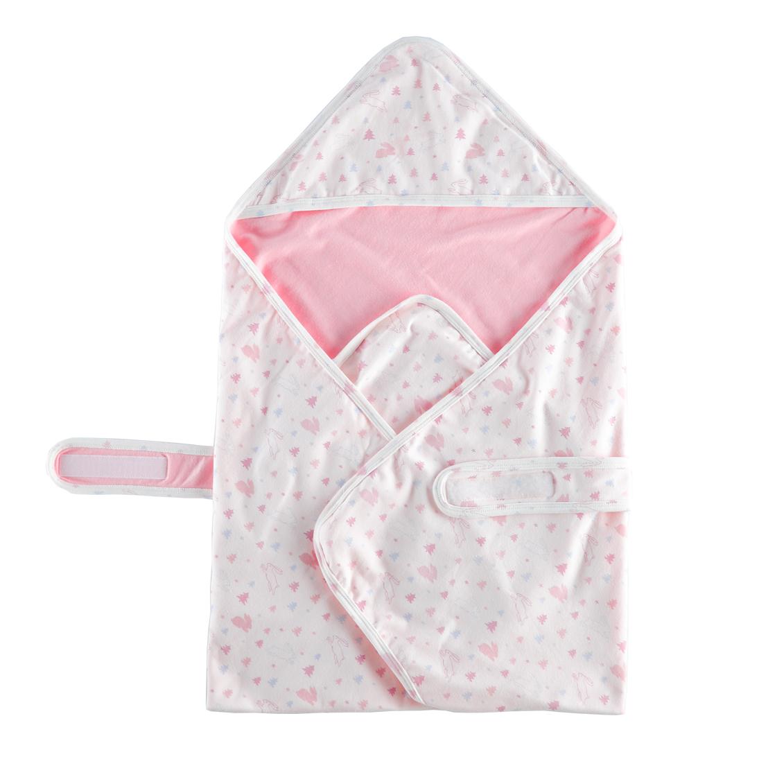 Deux Filles有機棉包巾