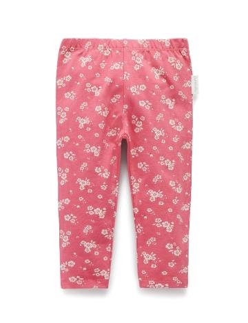 Purebaby有機棉貼腿褲-12M~4T