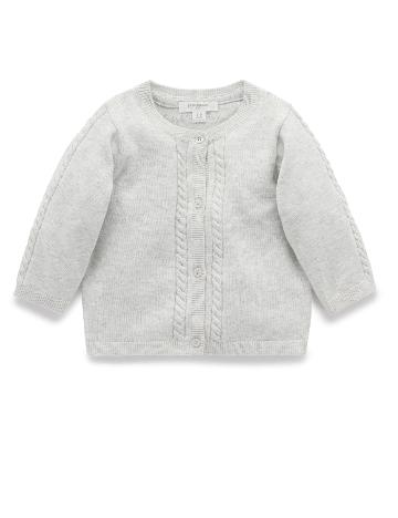 Purebaby 有機棉針織外套