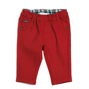 Purebaby有機棉休閒褲