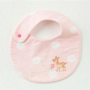 妖精之森-嬰兒圍兜-小鹿斑比