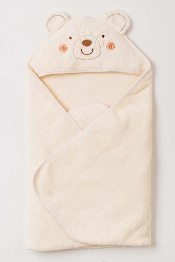 妖精之森-嬰兒無撚糸包巾