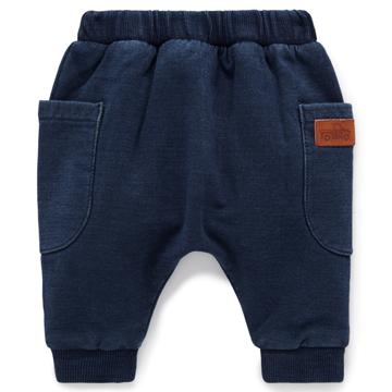 Purebaby 有機棉嬰童棉褲