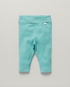 澳洲Little Green & Co有機棉棉褲-湖水綠