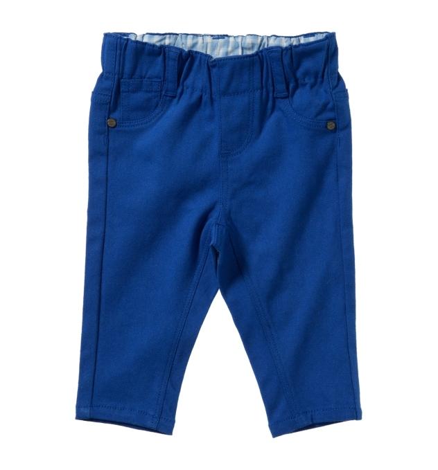 Purebaby  有機棉緊身牛仔褲
