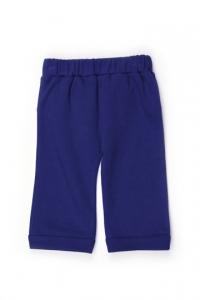 kate quinn有機棉舒棉褲-深藍色