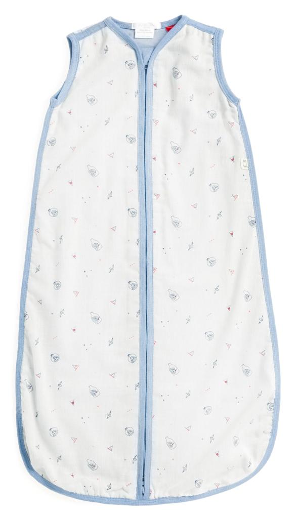 Purebaby  有機棉棉紗睡袋