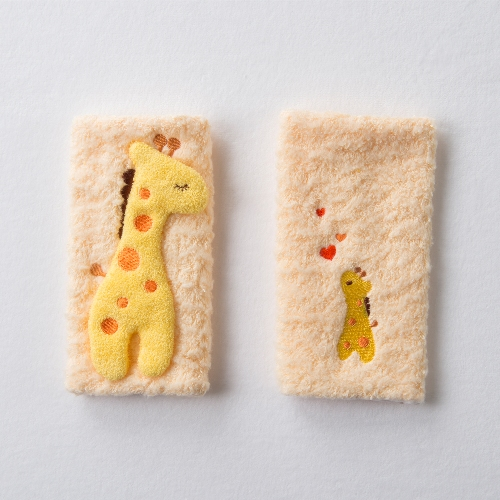 日本妖精之森-純棉揹袋口水巾